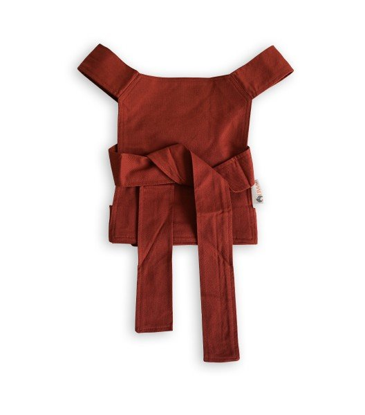 LIMAS doll carrier – Rusty Red