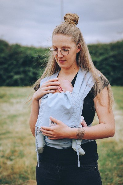 LIMAS Baby Carrier – Sky