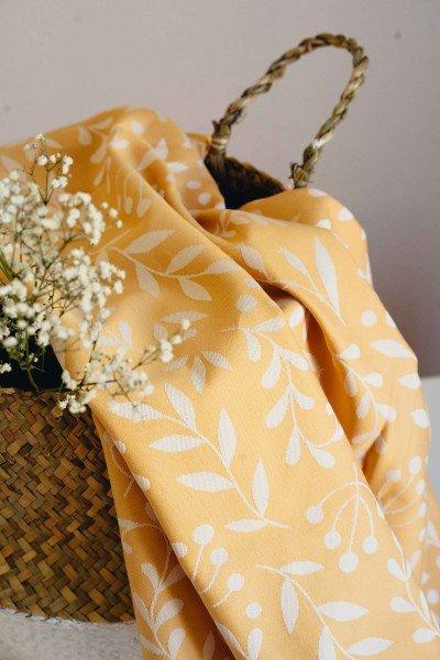 Écharpe de portage LIMAS – Flora Sweet Honey