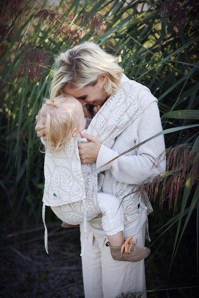 LIMAS Babytrage mit Leinen – Valerie