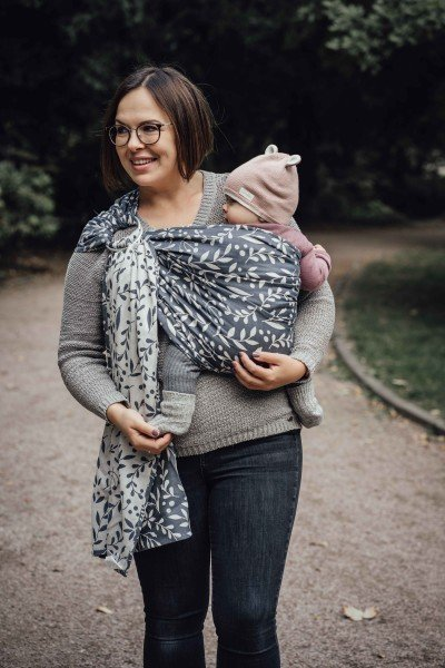 Sling LIMAS – Flora Cool Grey