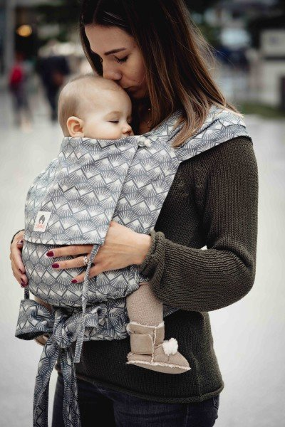 LIMAS Baby Carrier - Sunshine Monochrome