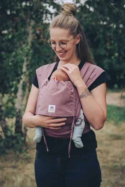 LIMAS Baby Carrier – Blush