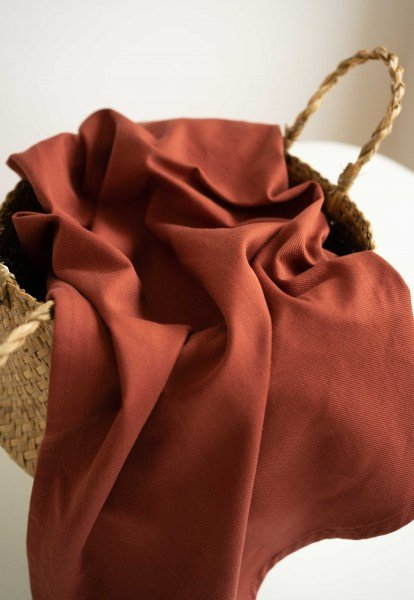 LIMAS Baby Wrap – Rusty Red
