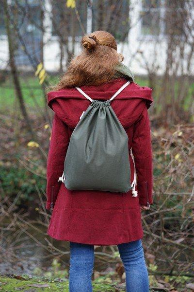 LIMAS rucksack – Olive