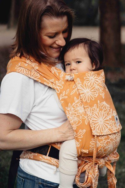 LIMAS Baby Carrier – Blossom Summer Gold