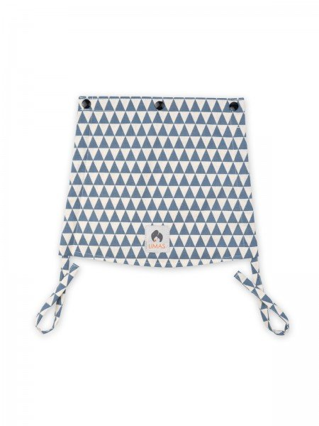 LIMAS headrest Triangle Powder Blue for Plus/Flex