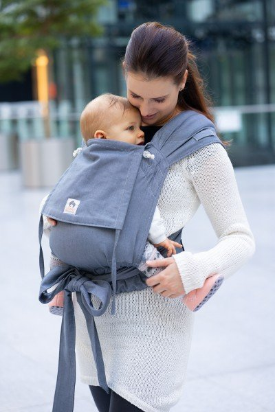 LIMAS Baby Carrier – Anthracite