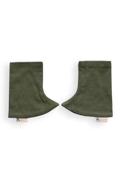 LIMAS Drool Pads - Olive