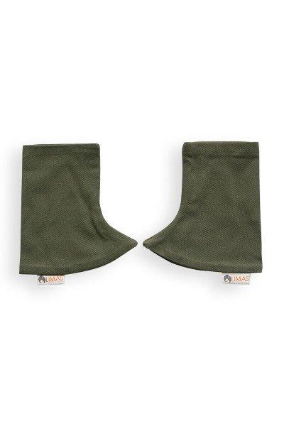 LIMAS strap protectors – Olive