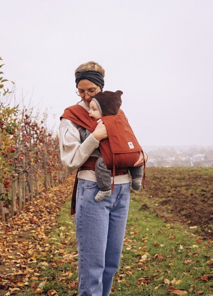 LIMAS Baby Carrier - Rusty Red