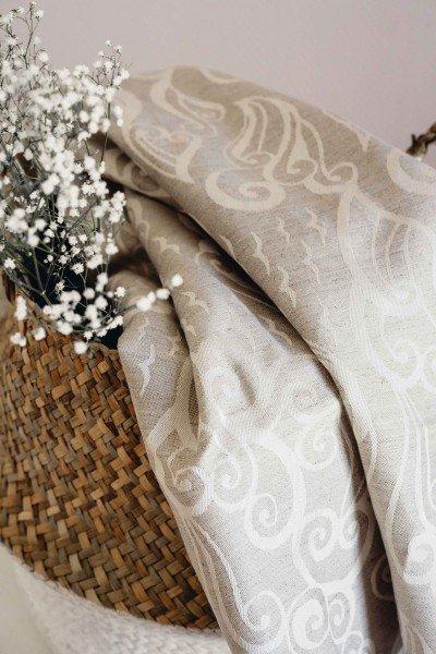 Écharpe de portage LIMAS – Ozeana Lin