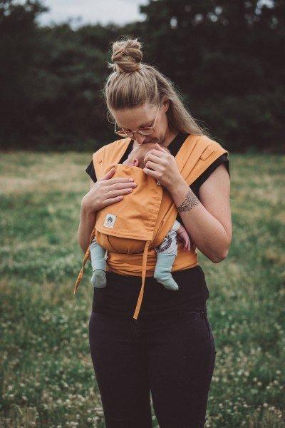 LIMAS Babytrage – Ocker