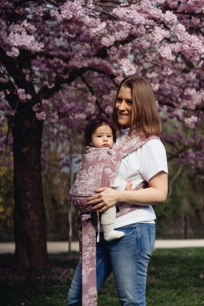 LIMAS Baby Carrier – Blossom Rosewood