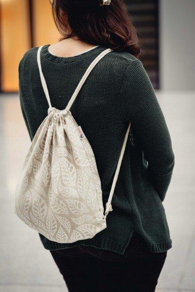 LIMAS rucksack - Valerie Linen