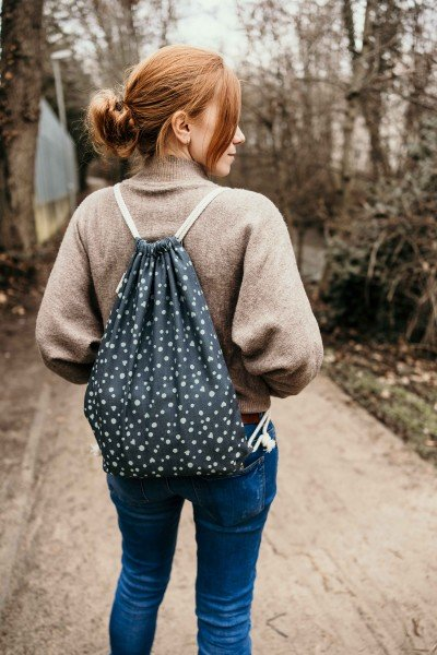 LIMAS rucksack – Blue Hope