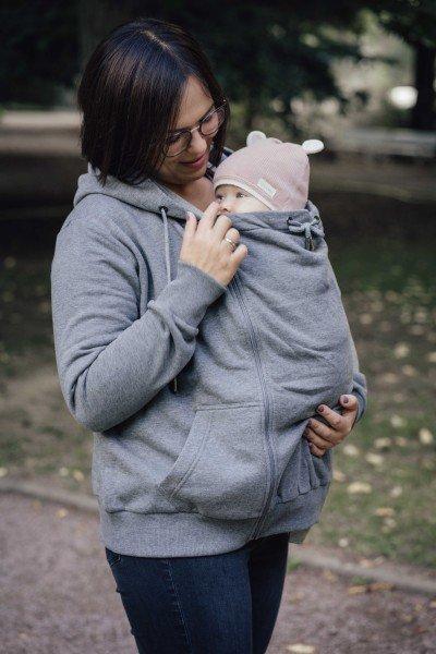 LIMAS Sweat babywearing and maternity Jacket – Second choice
