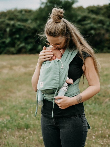 LIMAS Baby Carrier – Jade
