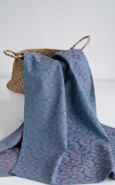 Écharpe de portage LIMAS – Ginko Emerald