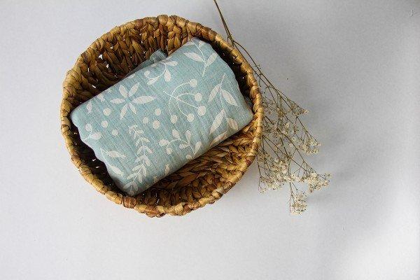 LIMAS Fabric – Flora Mint
