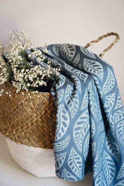 LIMAS Baby Wrap – Valerie Dark Mint